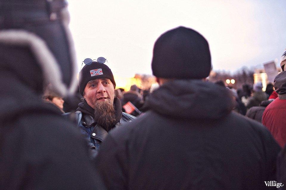 Фоторепортаж: митинг взащиту Городской клинической больницы №31. Изображение № 6.
