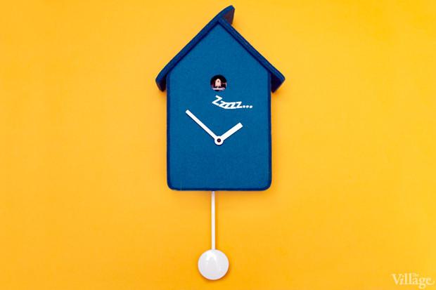 Вещи для дома: Настенныечасы. Изображение № 14.
