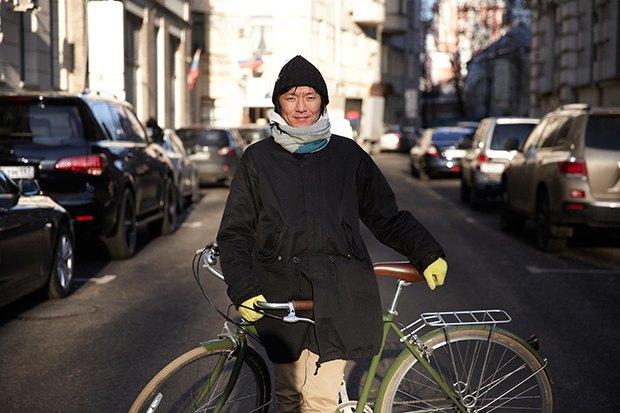 В диких условиях: Велосипед против автомобиля в –10 ˚C. Изображение № 10.
