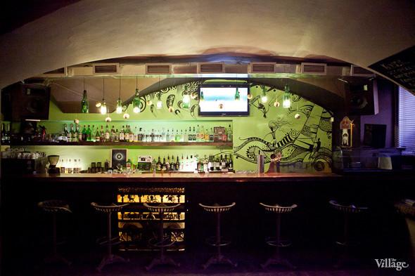Новое место (Петербург): 360 Riders Bar. Изображение № 9.