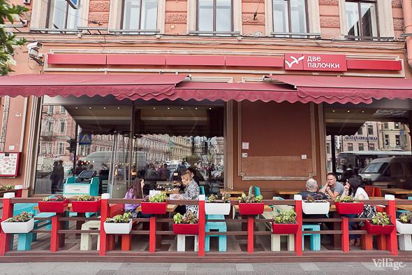 Зов улиц: Летние веранды в центре Петербурга. Изображение № 13.