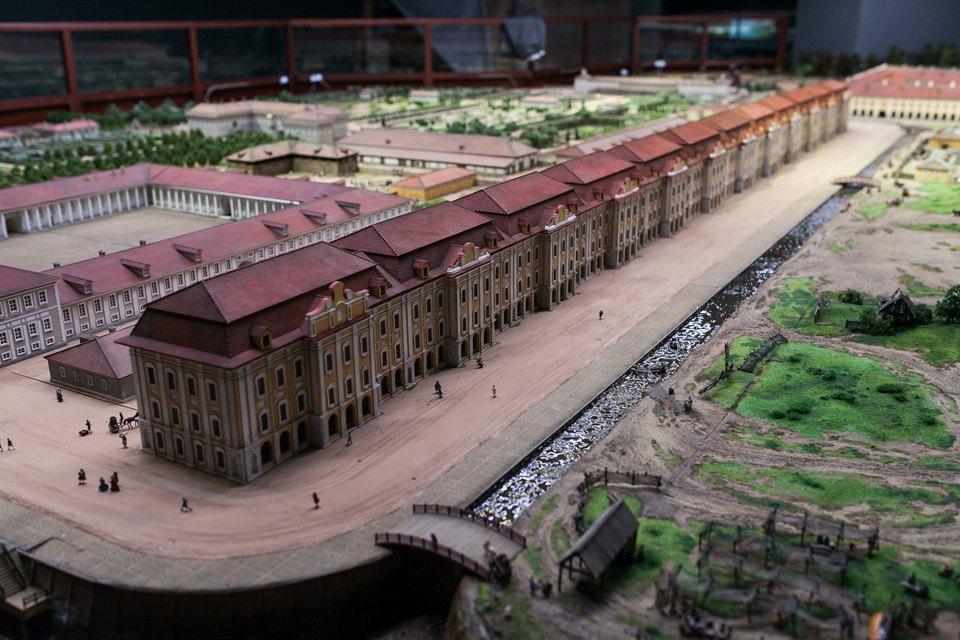 Как выглядит макет исторического Петербурга . Изображение № 12.