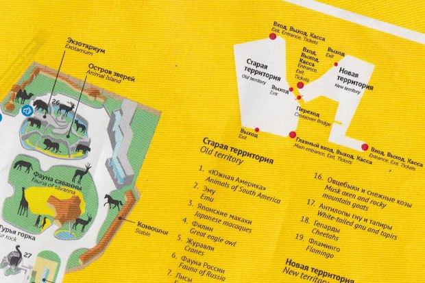 В московском зоопарке начинается масштабная реконструкция. Изображение № 4.