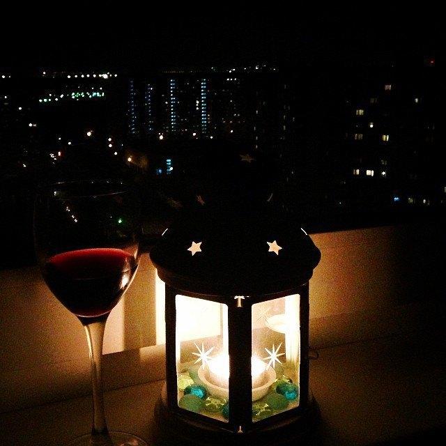 Акция «Час Земли» вМоскве вснимках Instagram. Изображение № 5.