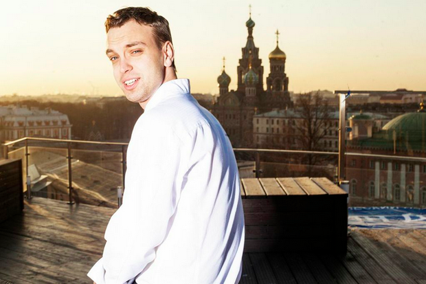 Иван Березуцкий, шеф-повар PMI Bar . Изображение № 1.