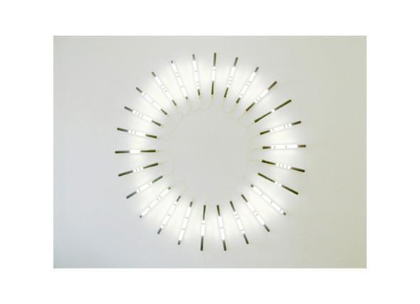 Световая инсталляция «Азбука Морзе», Бригитте Кованц. Изображение № 4.