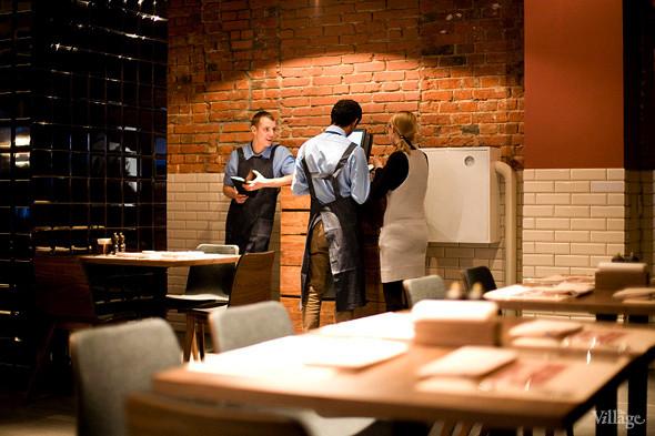 Перед открытием: репортаж из бургер-бара Corner Burger. Изображение № 25.
