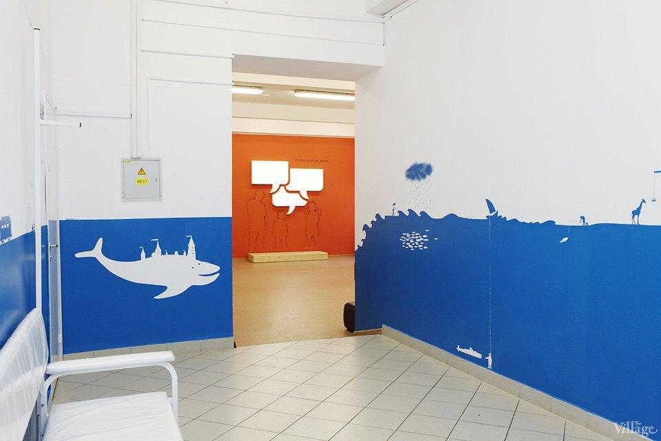 Фоторепортаж: «Арт-прививка»в детской поликлинике. Изображение № 2.