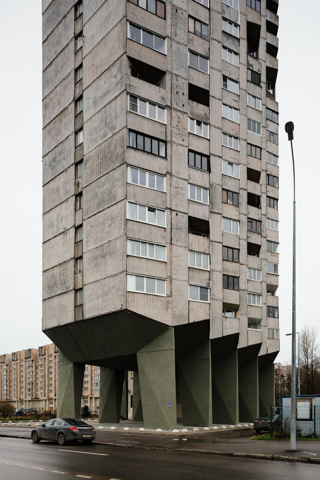 Я живу в доме «на курьих ножках» на«Приморской» (Петербург). Изображение № 8.