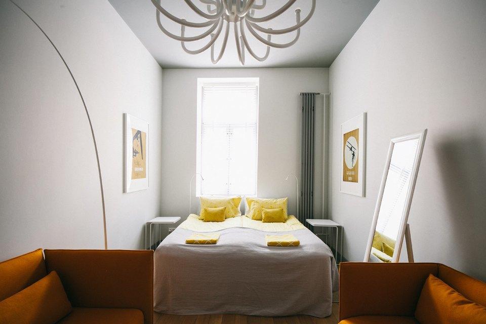 Апартаменты петербургского хостела Chao, Mama. Изображение № 5.