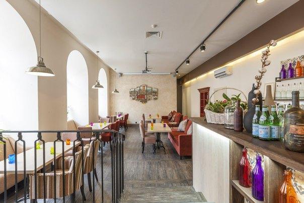 Наместе Mozarella Bar открылся итальянский ресторан Toscana Grill . Изображение № 3.
