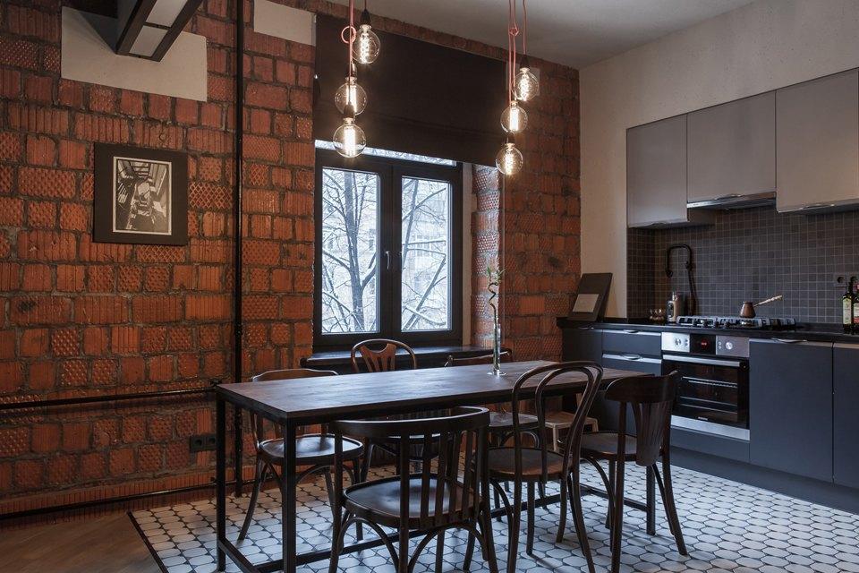 Трёхкомнатная квартира для холостяка наТишинке. Изображение № 19.