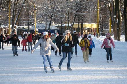 Лёд тронулся: Зимние катки в Москве. Изображение № 5.