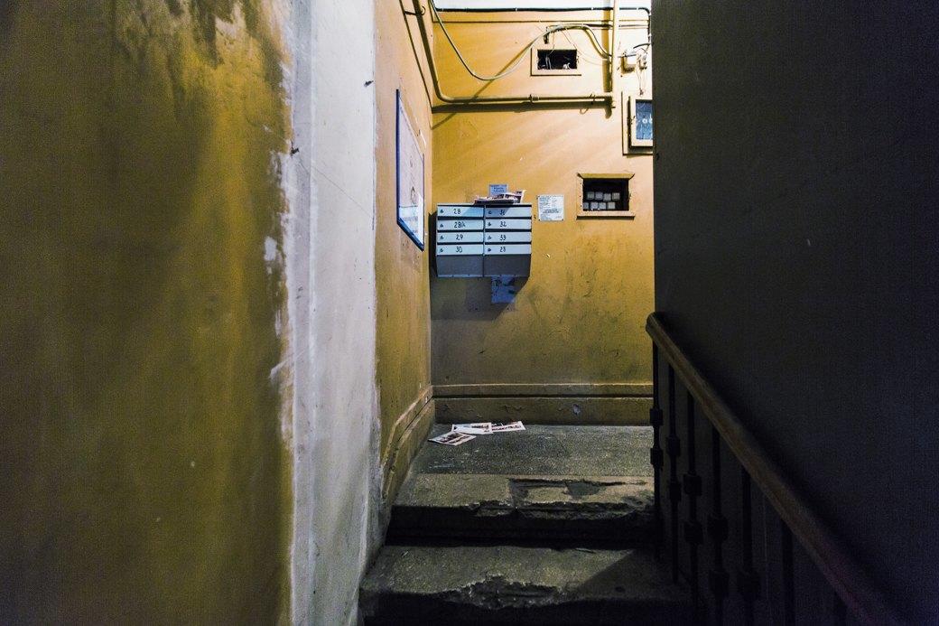 Яживу вдоме Ленсовета наКарповке (Петербург). Изображение № 13.