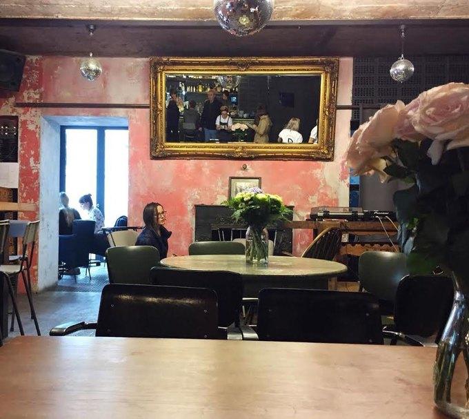 В Москве открылась вторая кофейня Good Enough. Изображение № 1.