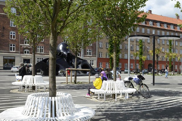 Главный архитектор Копенгагена о том, как поднять настроение горожанам. Изображение № 32.