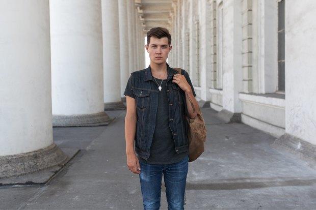 Константин Казымов, дизайнер одежды . Изображение № 10.