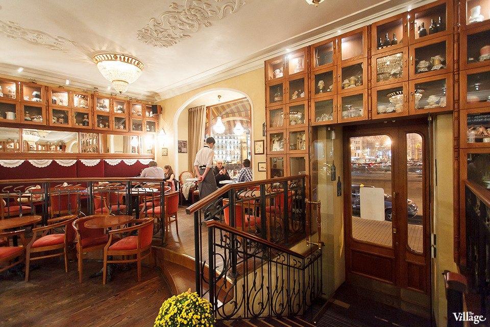 От заката до рассвета: 24 места, где можно поесть ночью в Петербурге. Изображение № 11.