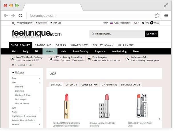 2f64af37baf9b 12 онлайн-магазинов косметики. Изображение № 2.