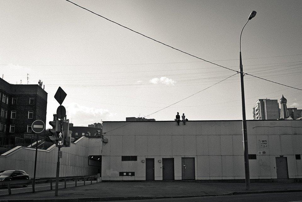 Камера наблюдения: Москва глазами Сергея Мостовщикова. Изображение № 6.