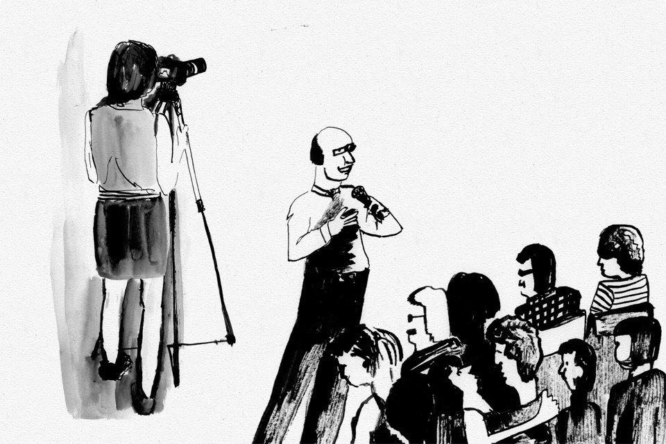 Клуб рисовальщиков: «Стрелка». Изображение № 6.