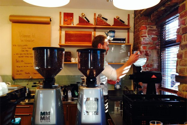 Где пить кофе вОсло. Изображение № 9.