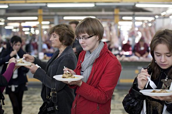 Фермерский фестиваль slow food. Фотографии Александра Тихомирова. Изображение № 37.