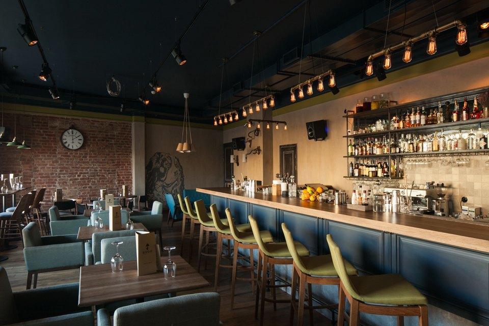 Ресторан-бар Room на Фонтанке. Изображение № 1.