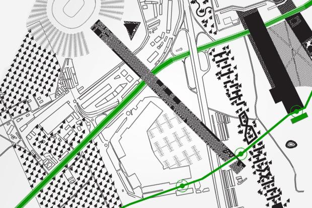 Расположение «Города мигрантов». Изображение № 17.