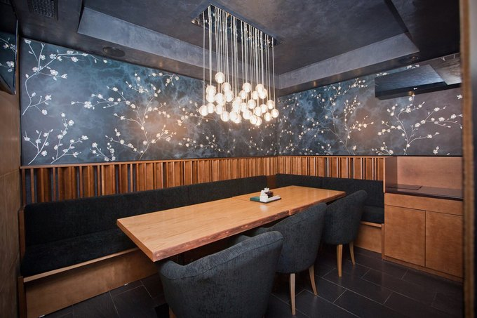 На «Чкаловской» открылся паназиатский ресторан «И рис». Изображение № 2.