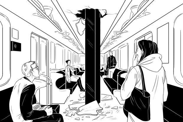 Как всё устроено: Обходчик путей в метро. Изображение № 3.