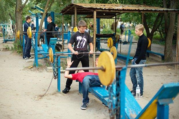 Испанский немецкий: Необычные места в Киеве. Изображение № 60.