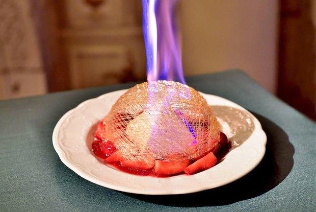 «Любовь под грибами» идругие рецепты шеф-поваров ко Дню святого Валентина . Изображение № 4.