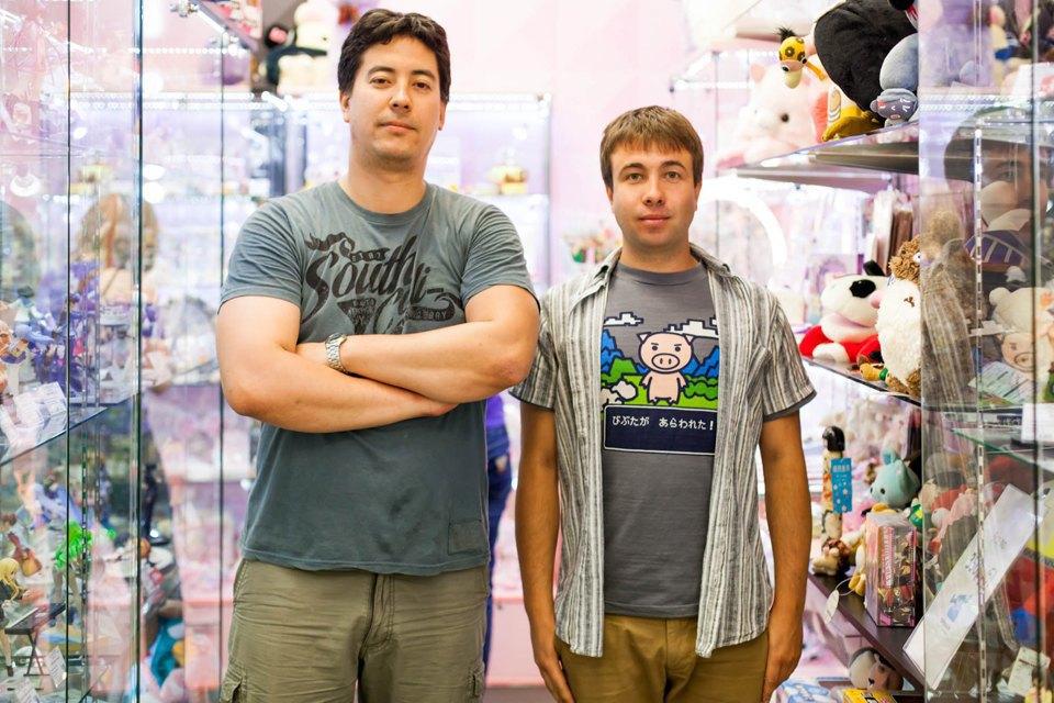 Как два друга-япониста открыли магазин для поклонников аниме. Изображение № 13.