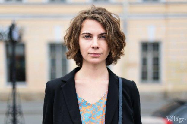 Внешний вид (Петербург): Инна Гордиян, PR-специалист. Изображение № 7.