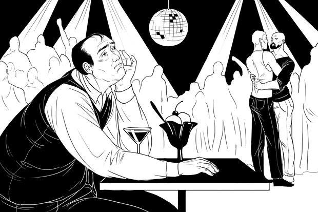 Как всё устроено: Уборщица в гей-клубе. Изображение № 2.