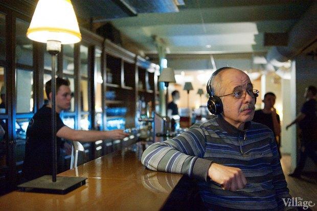 Фоторепортаж: «Сайлент бар» в кафе «Цурцум». Изображение № 2.
