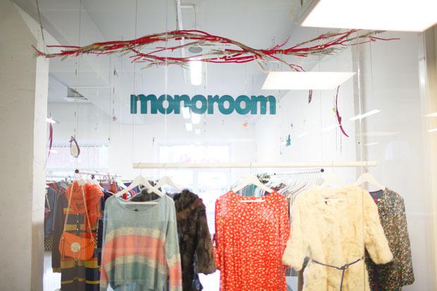Московский магазин женской одежды Monoroom открылся в «Ткачах». Изображение № 1.