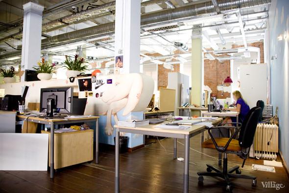 Офис недели: Instinct. Изображение № 12.