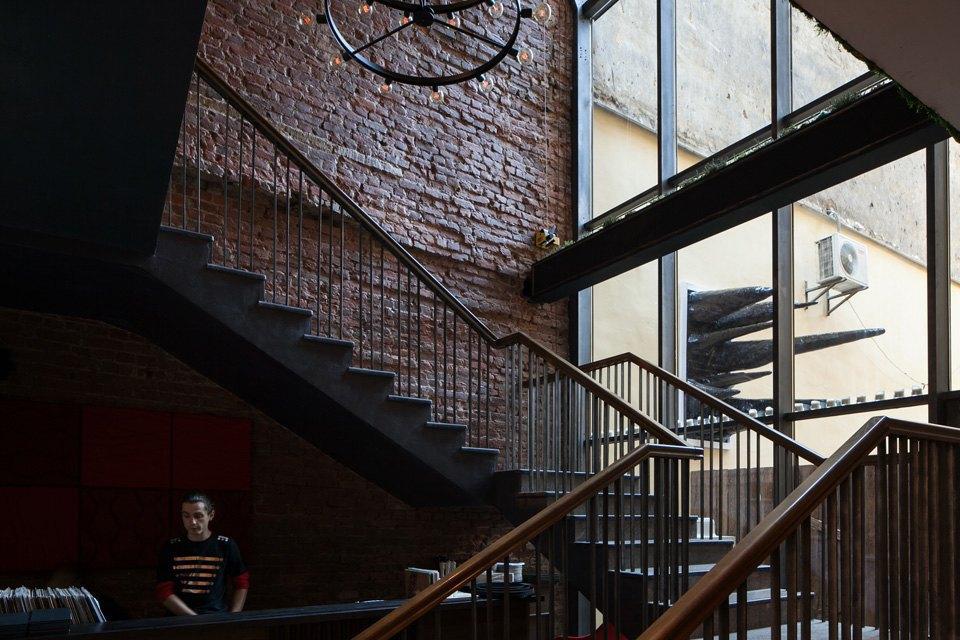 Bar27 и ресторан GooseGoose наБольшой Конюшенной . Изображение № 5.