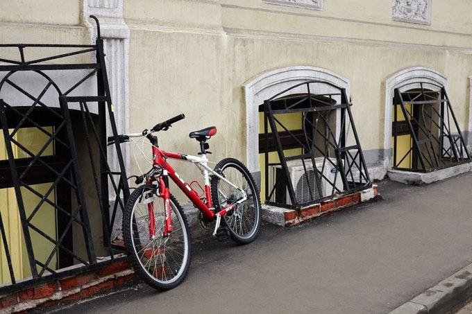 Пан или пропал: Можно ли оставить велосипед безприсмотра в Москве. Изображение № 2.