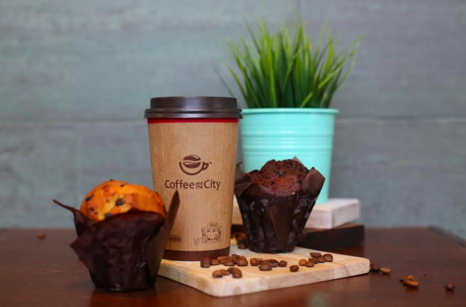 На «Динамо» открылась кофейня сети Coffee and the City. Изображение № 3.
