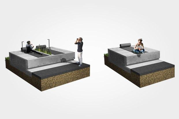 Как будет выглядеть обновлённый парк наРуставели. Изображение № 9.