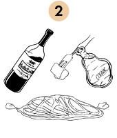 Рецепты шефов: Тёплый салат с перепёлкой и свежей малиной. Изображение № 5.
