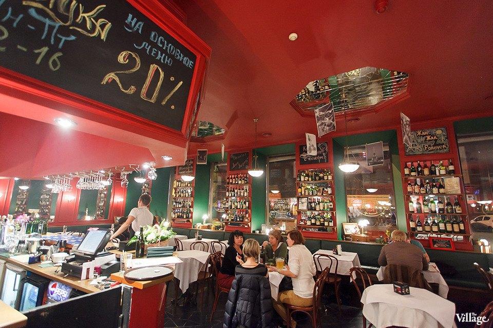 От заката до рассвета: 24 места, где можно поесть ночью в Петербурге. Изображение № 6.
