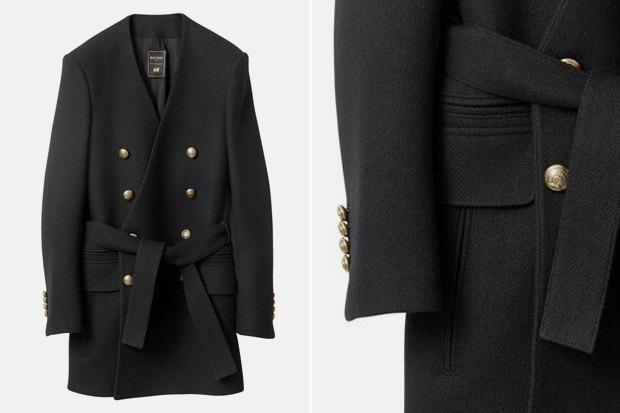 H&M x Balmain, 13 999 рублей. Изображение № 11.
