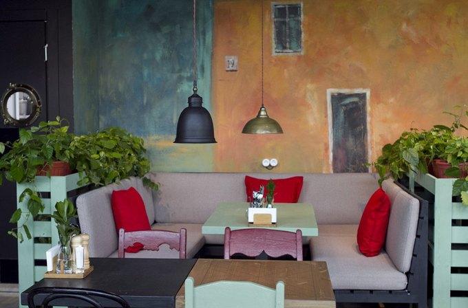 На «Молодёжной» открылось кафе «Хачапури» . Изображение № 1.
