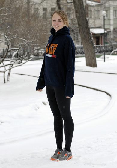 Вышли в минус: В чем заниматься спортом холодной весной. Изображение № 13.
