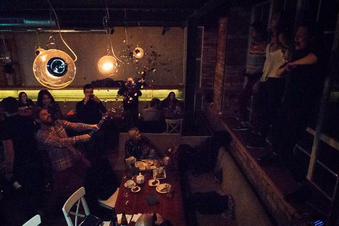 Проект Durum-Durum открыл своё первое кафе. Изображение № 3.