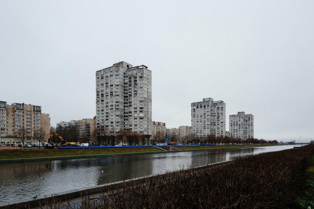 Я живу в доме «на курьих ножках» на«Приморской» (Петербург). Изображение № 3.